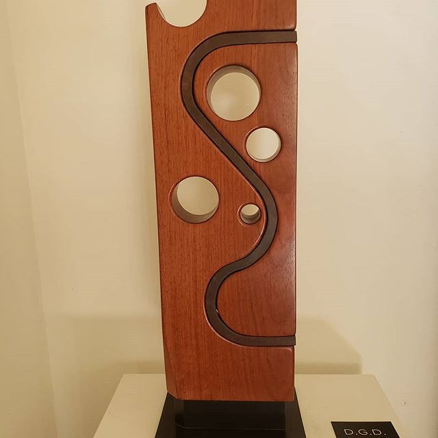 This is the final weekend in the Gallery to experience sculptures by Islander David Gaut, who is showing his recent works, experimenting with form and material. We are open Sat/Sun from noon to 5. #davidgautdesigns #sculpture #vashonarts #juddcreekranchgallery #vashonisland