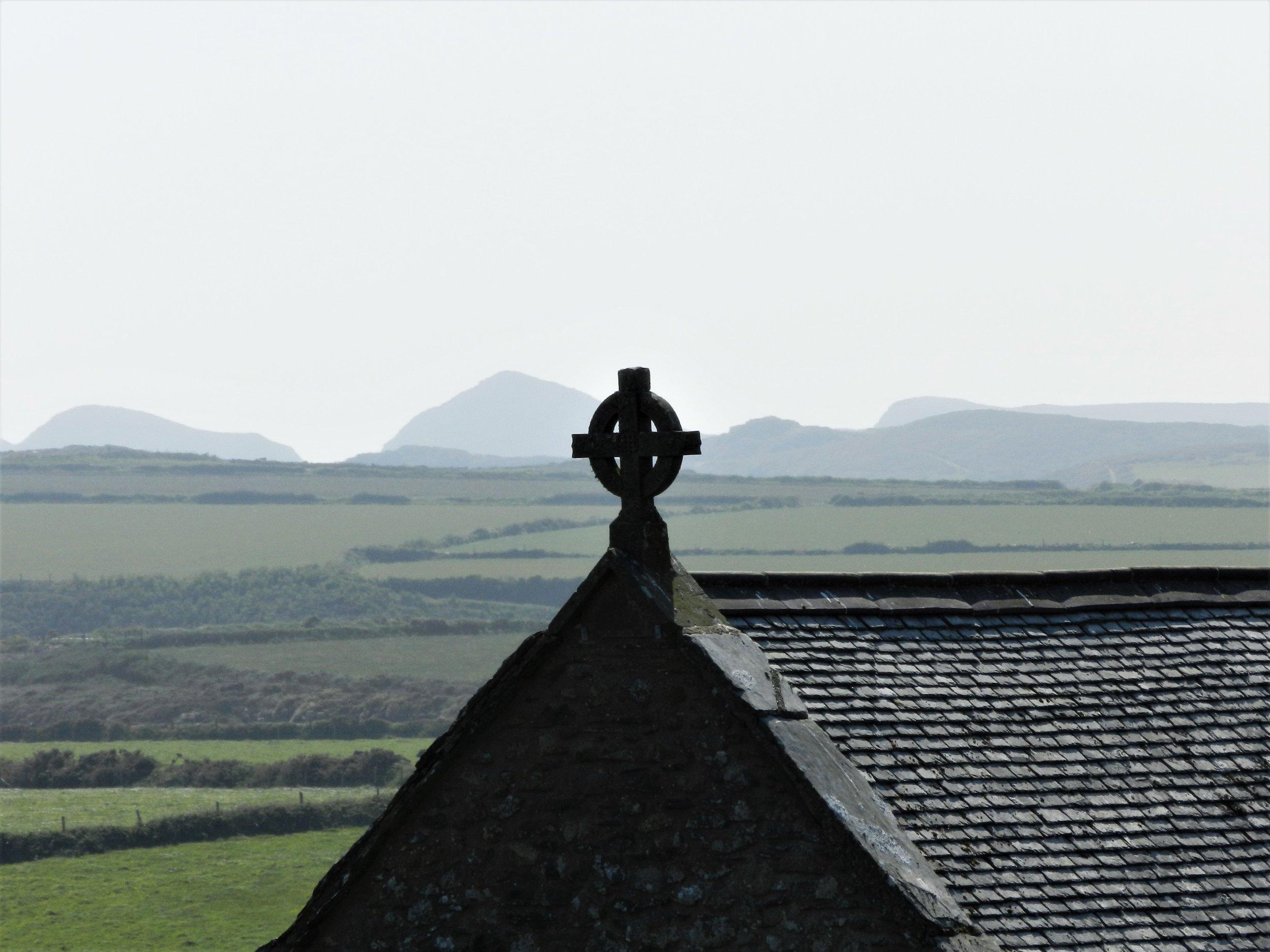 St. Non's Chapel, Wales