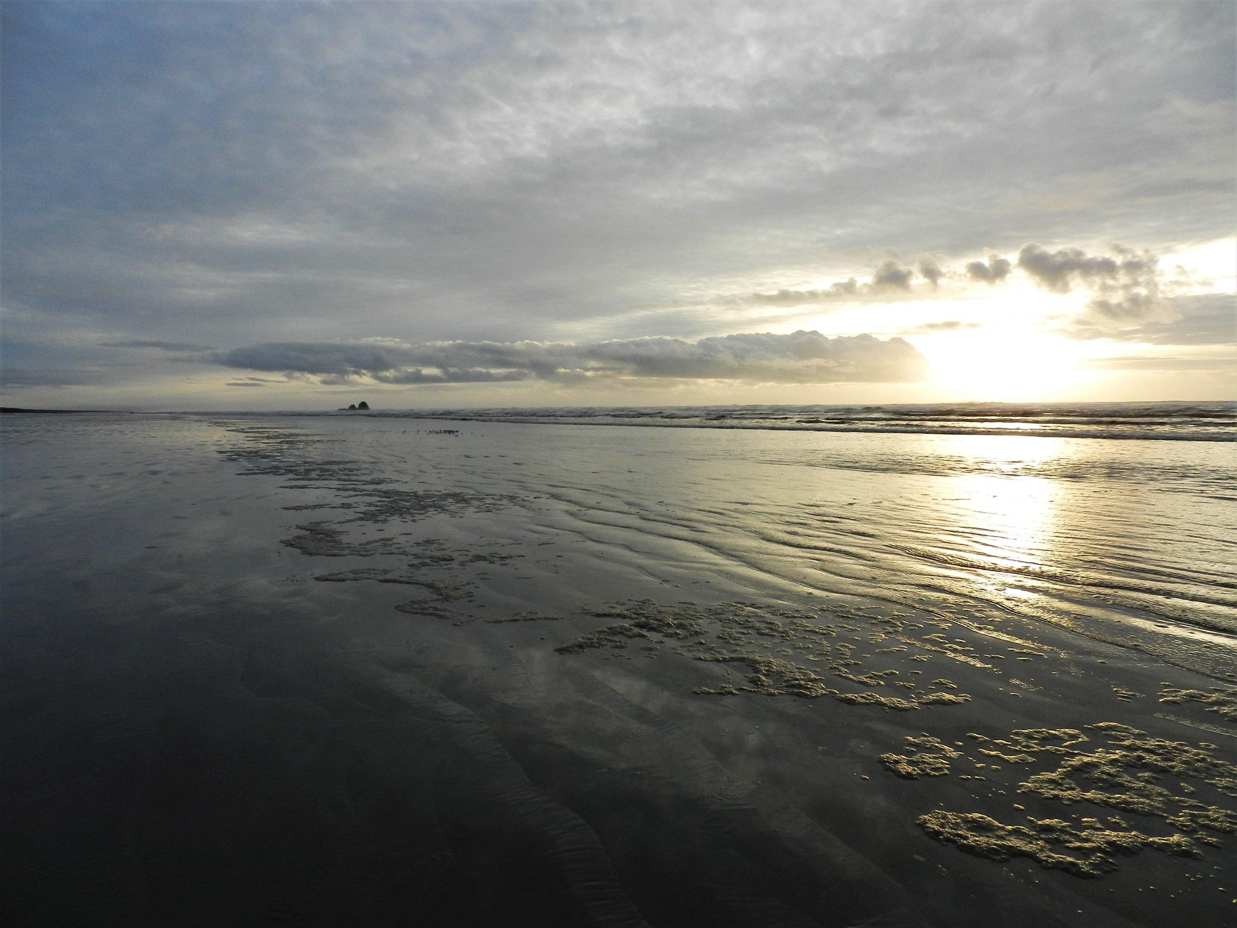 Copalis Beach Sunset.2.JPG