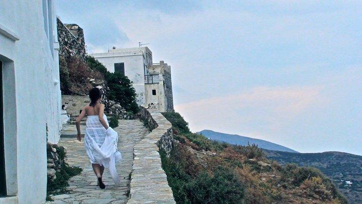 Sifnos Castle | Sifnos, Greece
