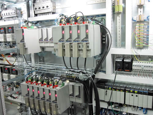 Controls and automation - ICSs are typically used in industries such as electrical, water, oil, gas and data. Based on data received from remote stations, automated or operator-driven supervisory commands can be pushed to remote station control devices, which are often referred to as field devices.