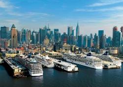 NYC Cruise Ports -