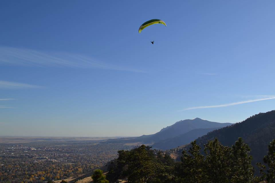 Why Are We #1? - Boulder Free Flight is the premier paragliding school on the Front Range.