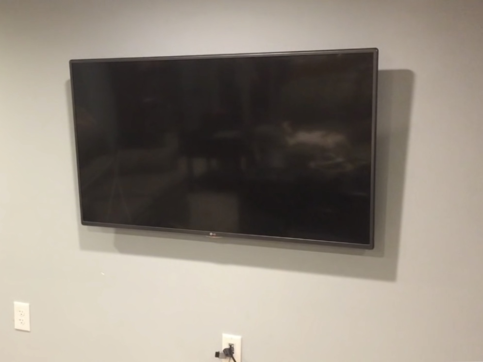 How to Hide the Wires to Your Flat Screen TV!