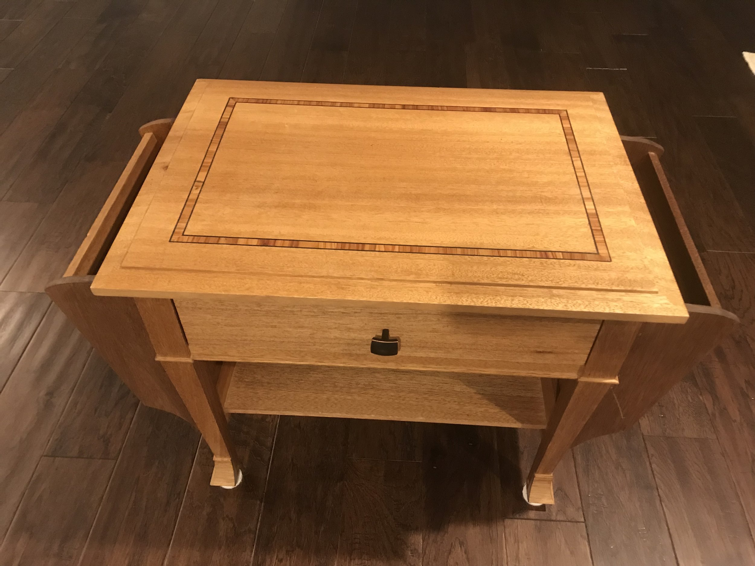A Table I Made for my Grandmother!