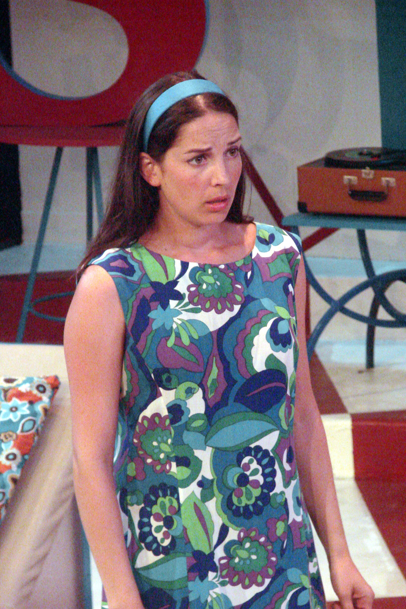 "ANGELIQUE in ""The Imaginary Invalid"""