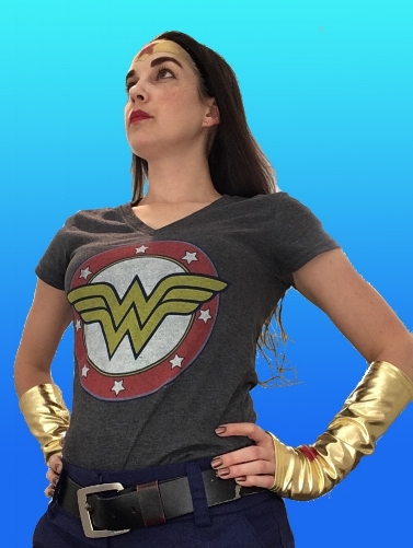 """My favorite month just came to a close and we are full-fledged into Fall. For Halloween I dressed up as Wonder Woman (the most popular costume of 2017), but the reason being I have really felt """"super"""" over the last several months. I have been working, teaching, auditioning, taking classes, and hustling after my dreams."""