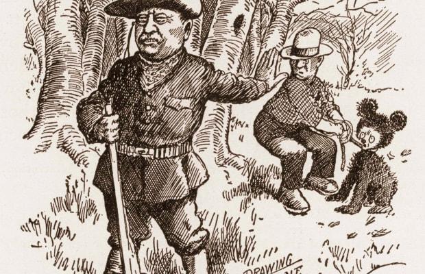 Political cartoon by Clifford Berryman