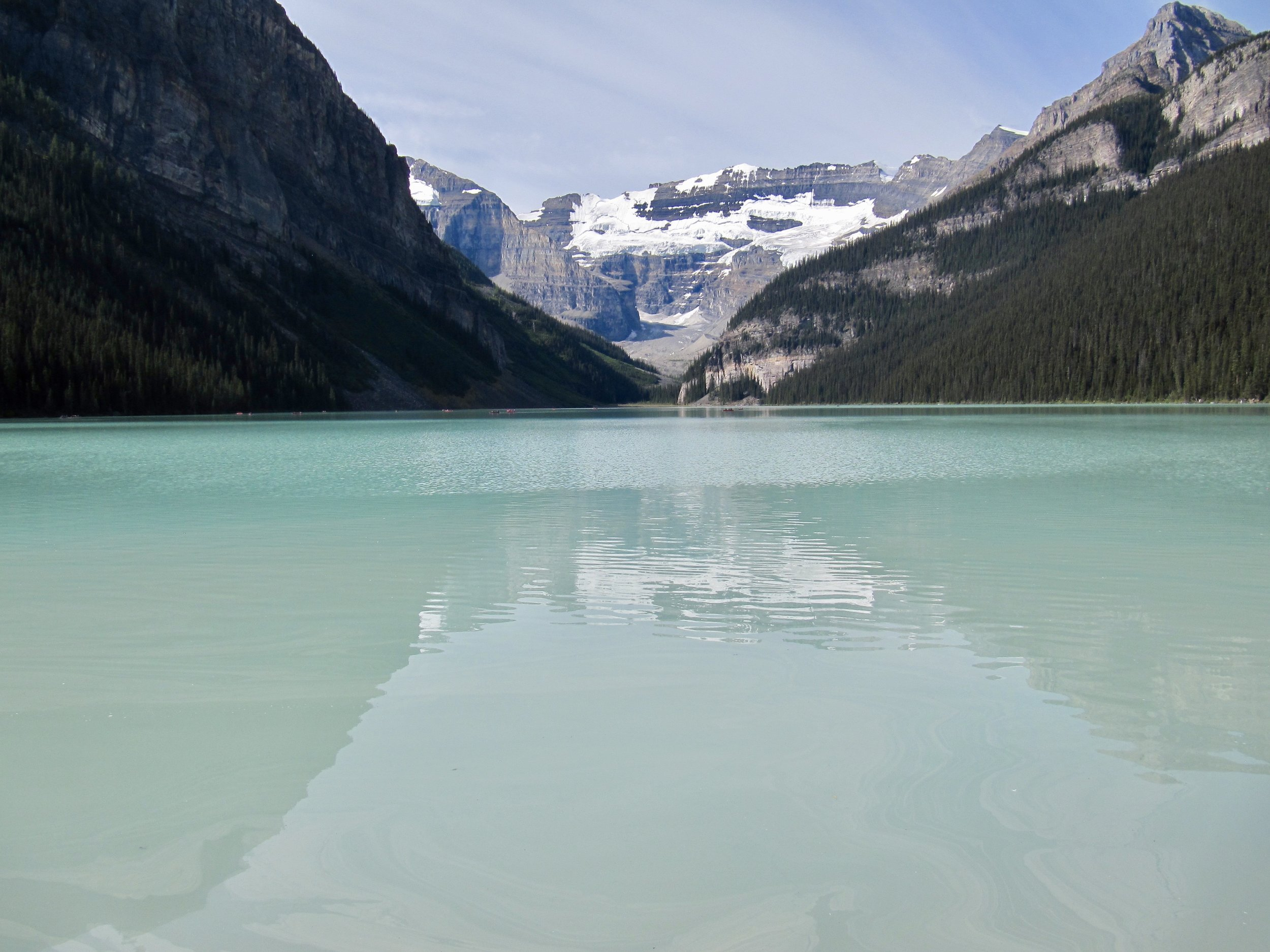 Lake Louise, Alberta (photo by:  @thelotuspage )
