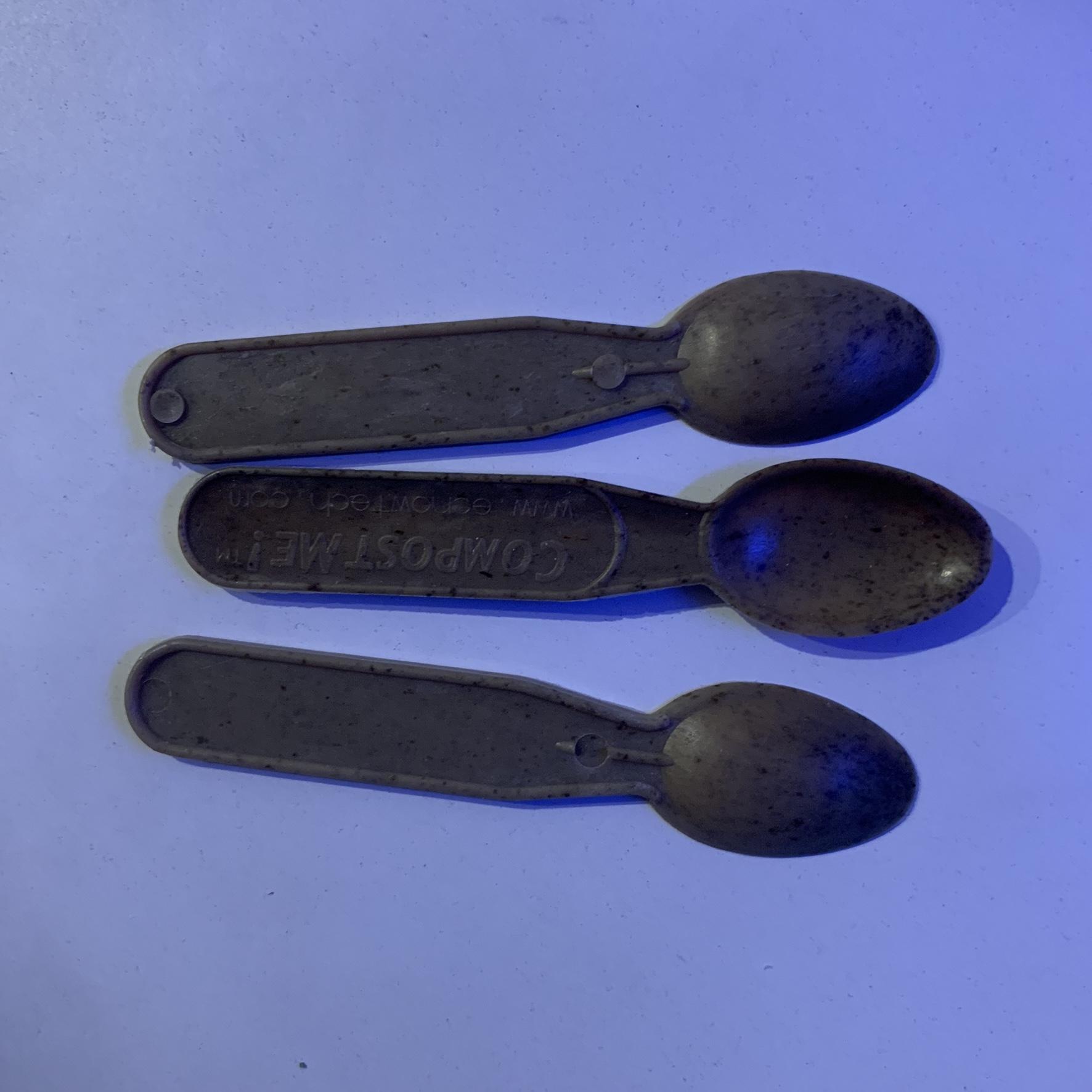 Biodegradable utensils