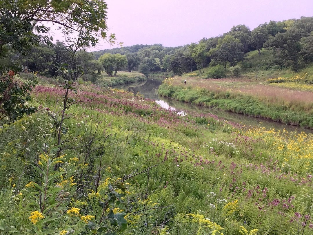 Whiterock Conservancy - A 5,000 acre retreat just one hour northwest of Des Moines