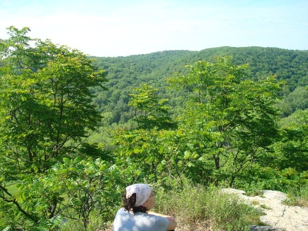Yellow River State Forest - Located in the Driftless region of Iowa, and home to over 25 miles of hiking trails.