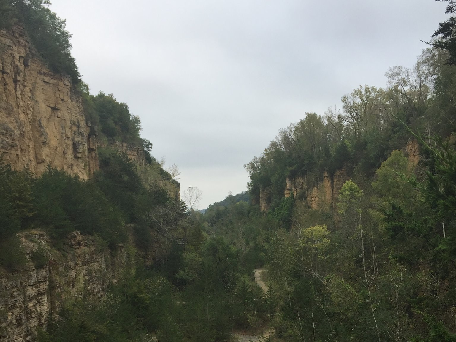 Mines of Spain State Park - A rugged and interesting state park overlooking the Mississippi River in Dubuque