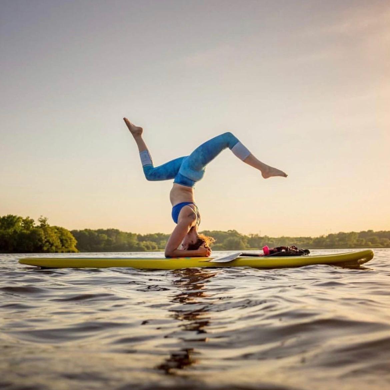 SUP Yoga -