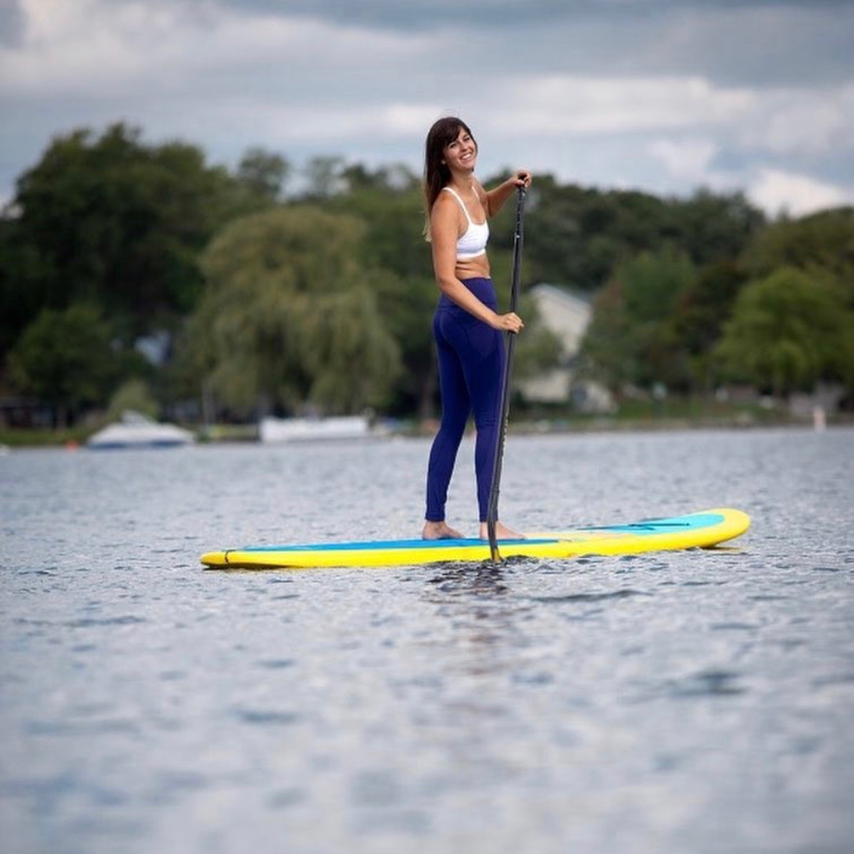 Stand Up Paddle Boarding - 8:00 am to 9:00 am