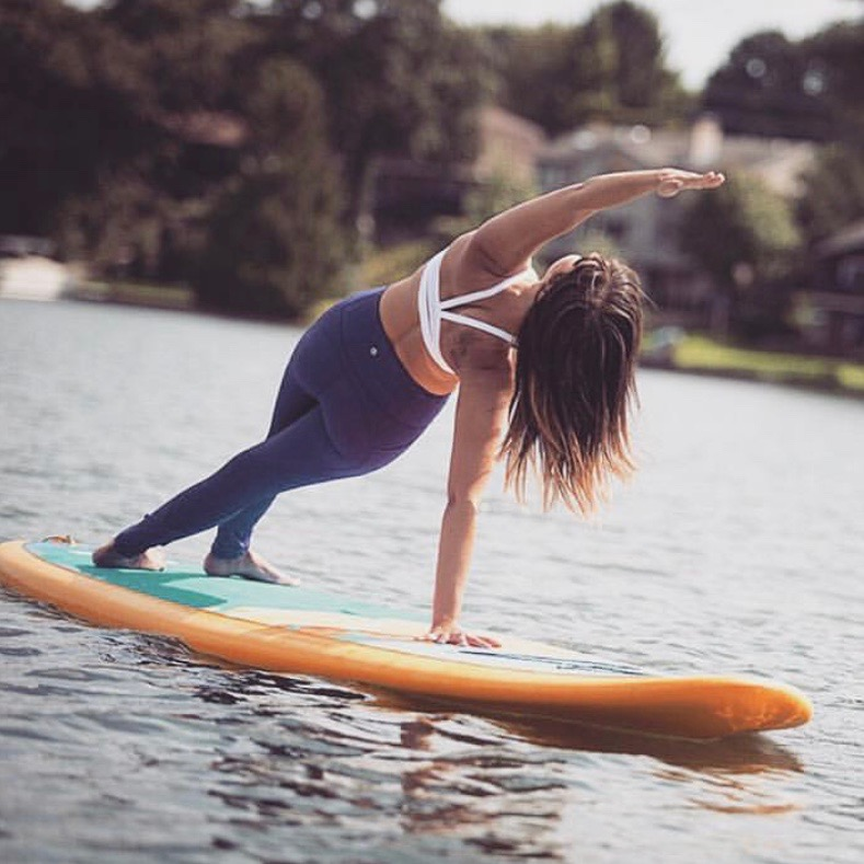 SUP Yoga - 8:30 am to 10:00 am+ 10:30 am to 12:00 pm
