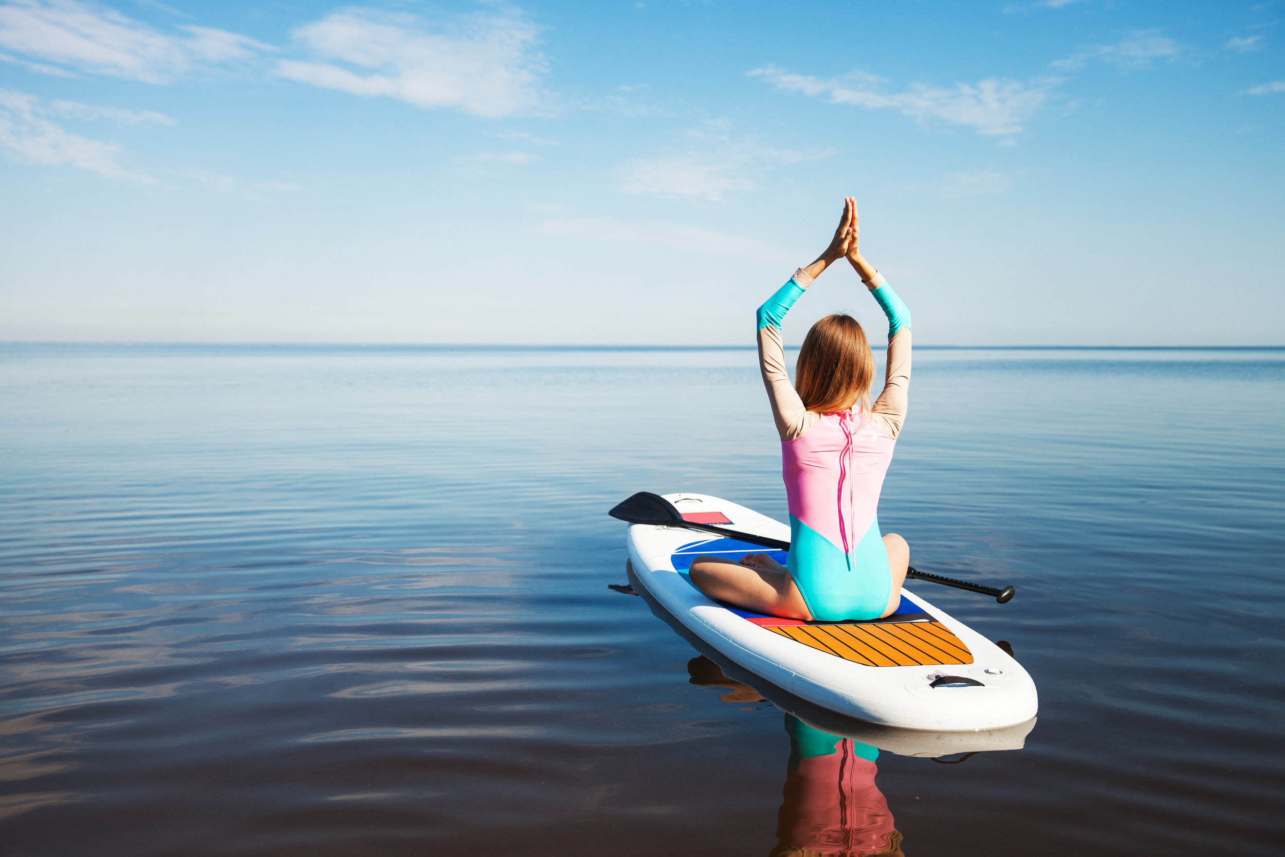 SUP Yoga - 11:00 am to 12:30 pm