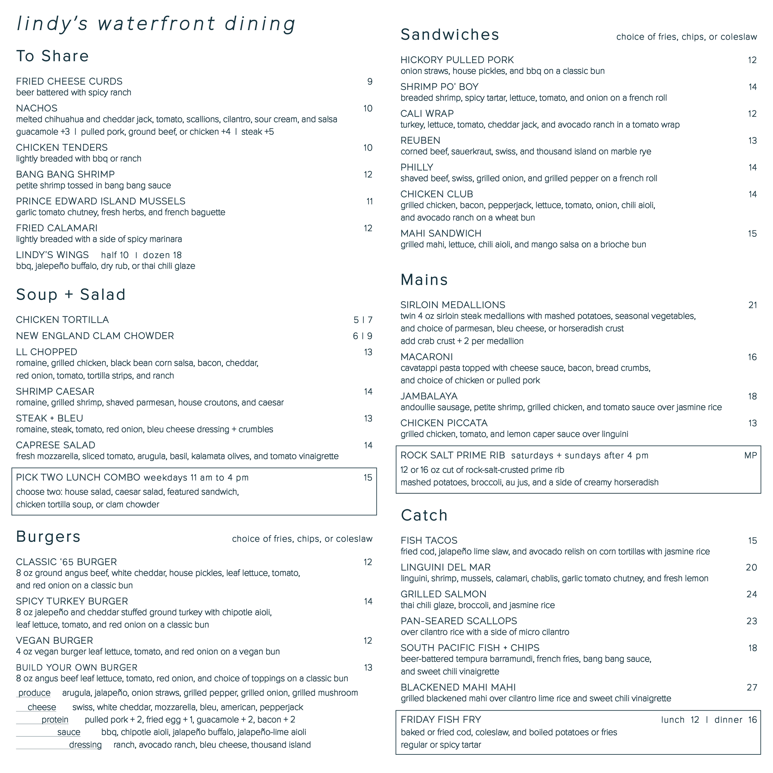 Lindy's Waterfront Menu 1.9.png