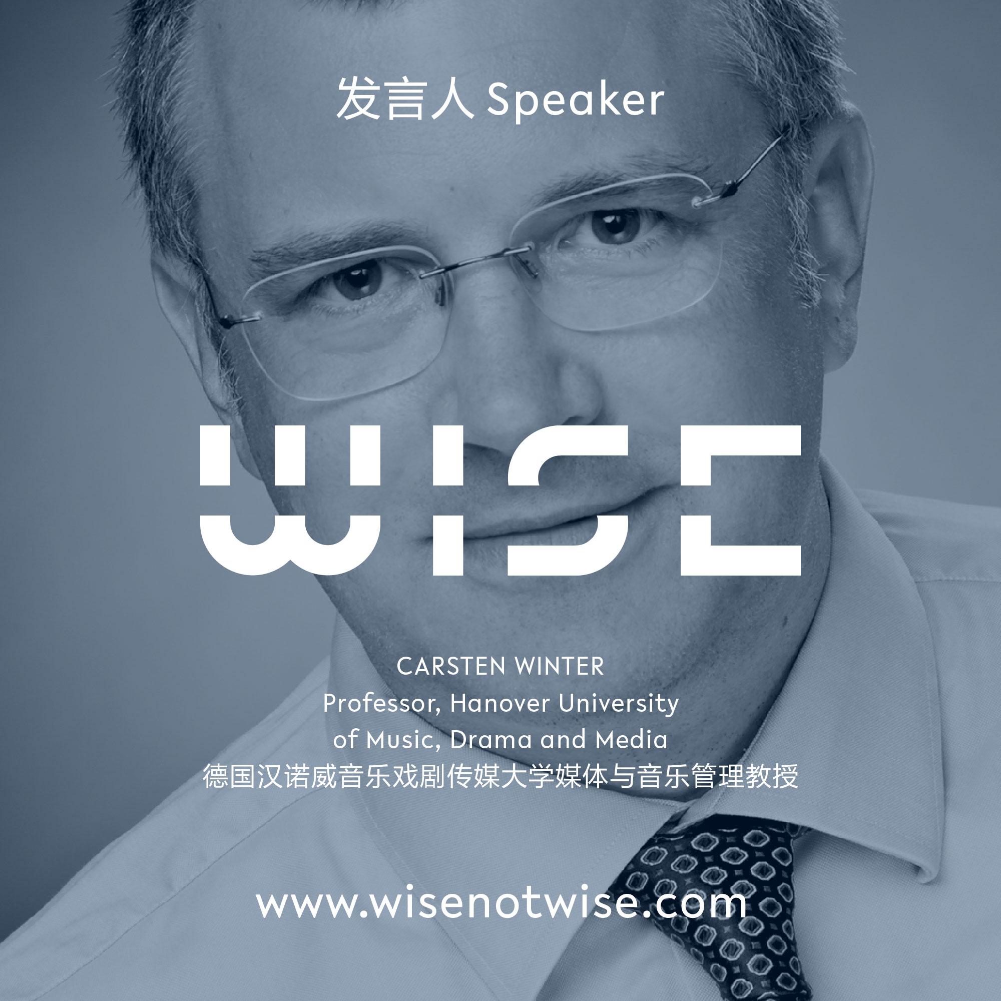 Carsten Winter (Professor at Hanover University of Music)