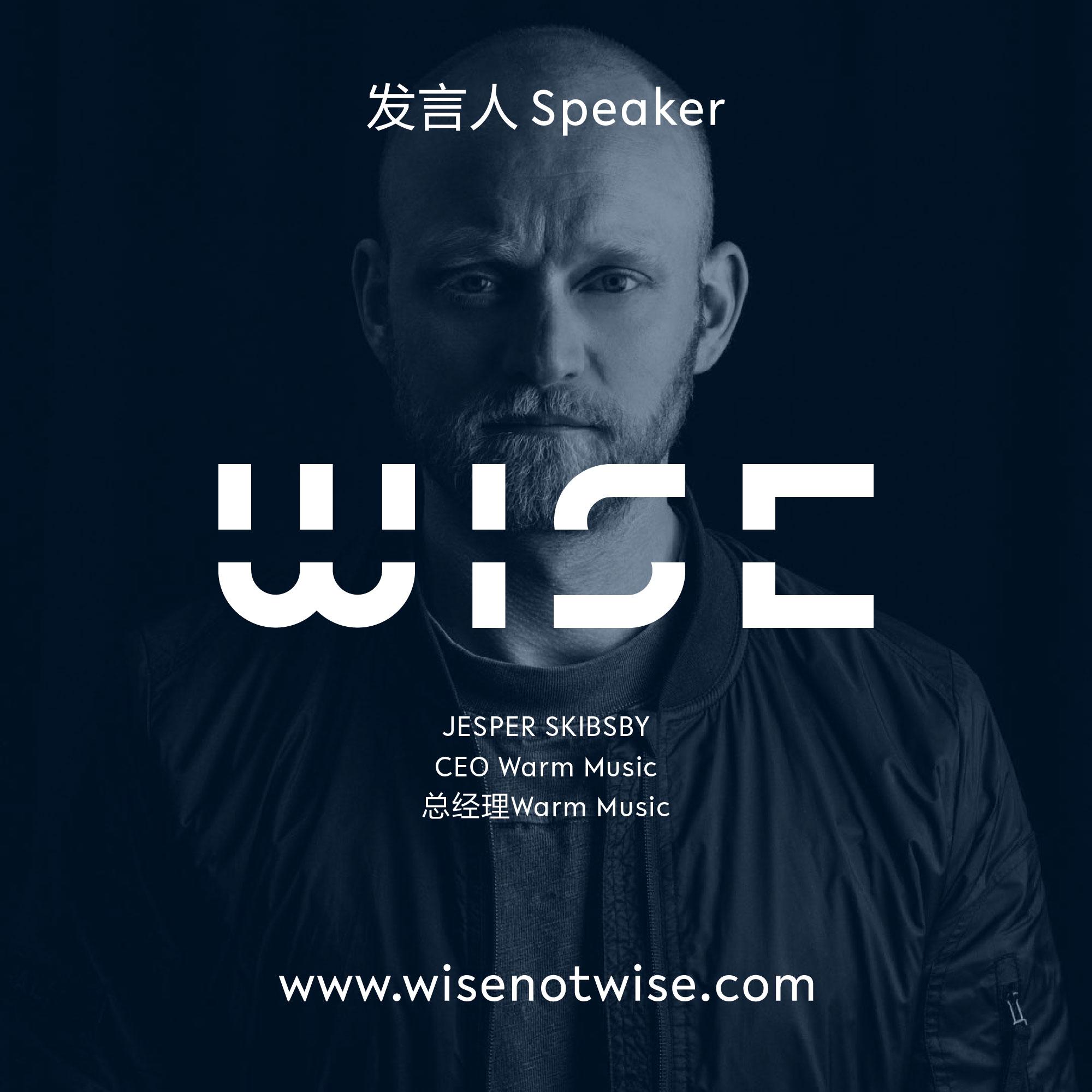 Jesper Skibsby (CEO of Warm Music)