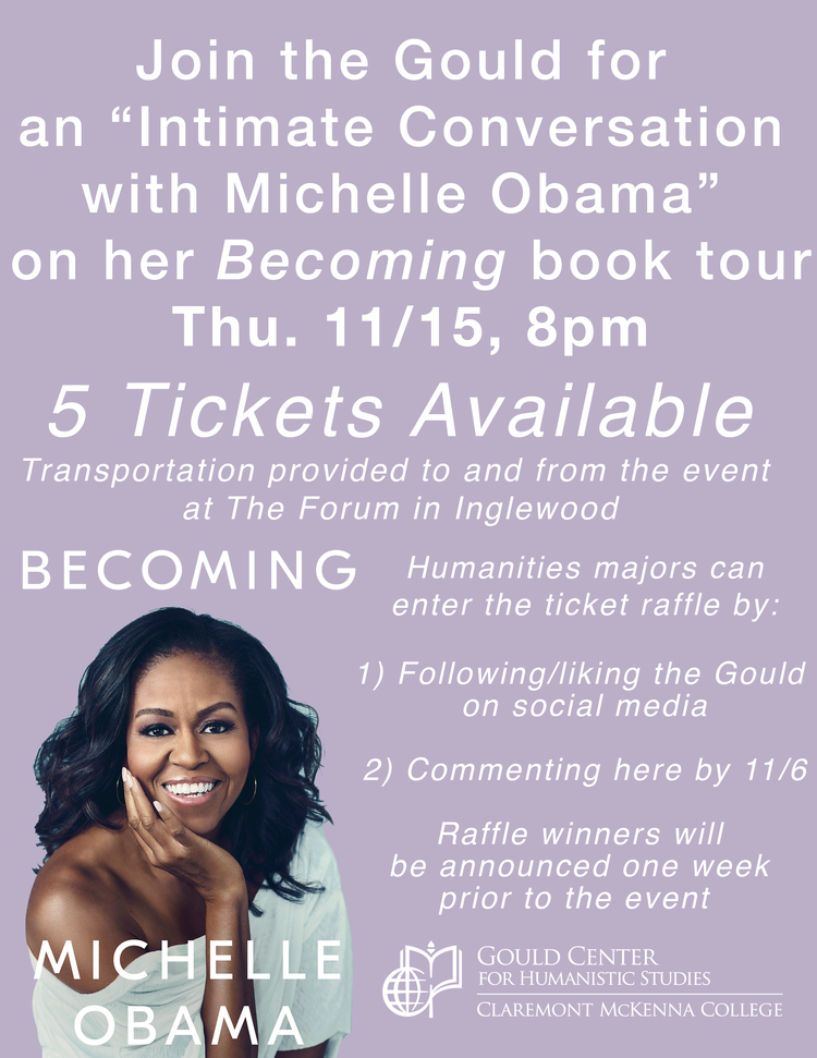 """- MICHELLE OBAMA """"BECOMING"""" BOOK TOUR AT THE FORUM IN INGLEWOOD"""
