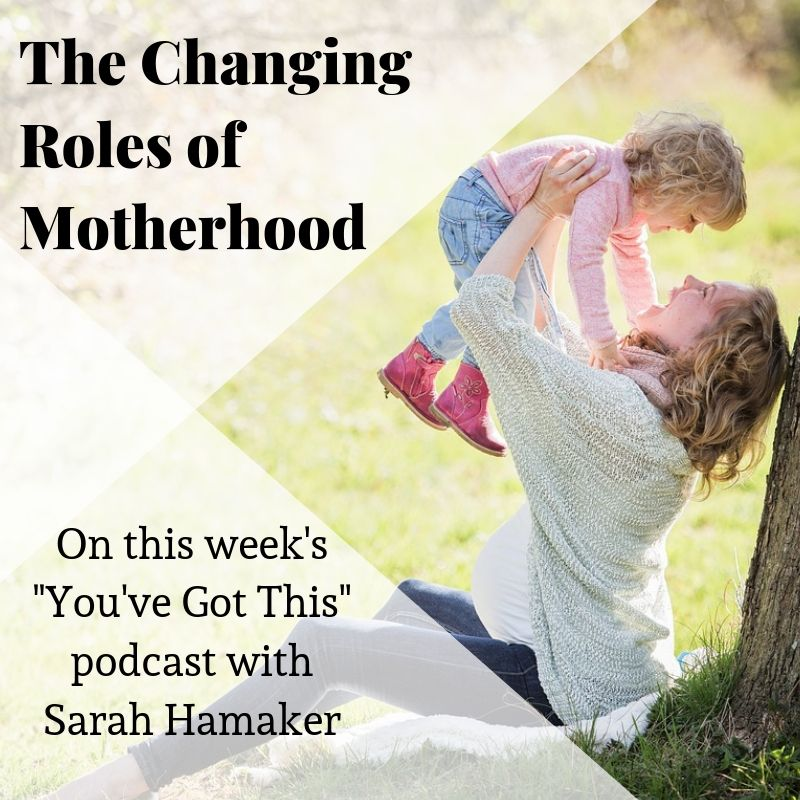"JOIN US for a behind-the-scenes conversation about the changing roles of motherhood with Parenting Coach Sarah Hamaker and Parenting & Life Coach, Loyla Louvis.    ""Whenever you have organization in your mind, life just gets easier automatically. I love that idea in parenting because it is so complex and it is so exhausting—it can get crazy sometimes,"" said Loyla. ""If you don't understand the changes in motherhood, you are going to sabotage the season you're in by trying to carry into a new season something that only worked in the last one."" - Parenting & Life Coach, Loyla Louvis, AACC"