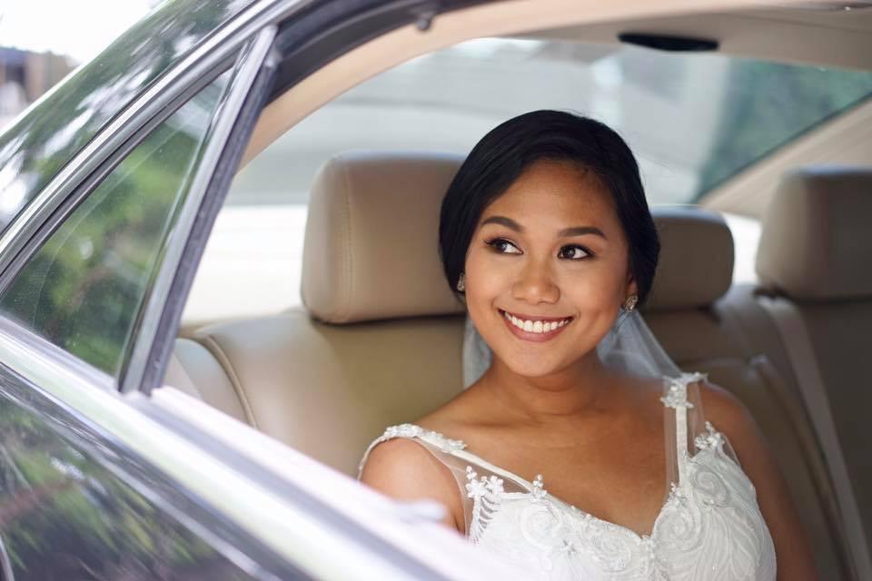 Tagaytay Bridal Makeup - Margaux
