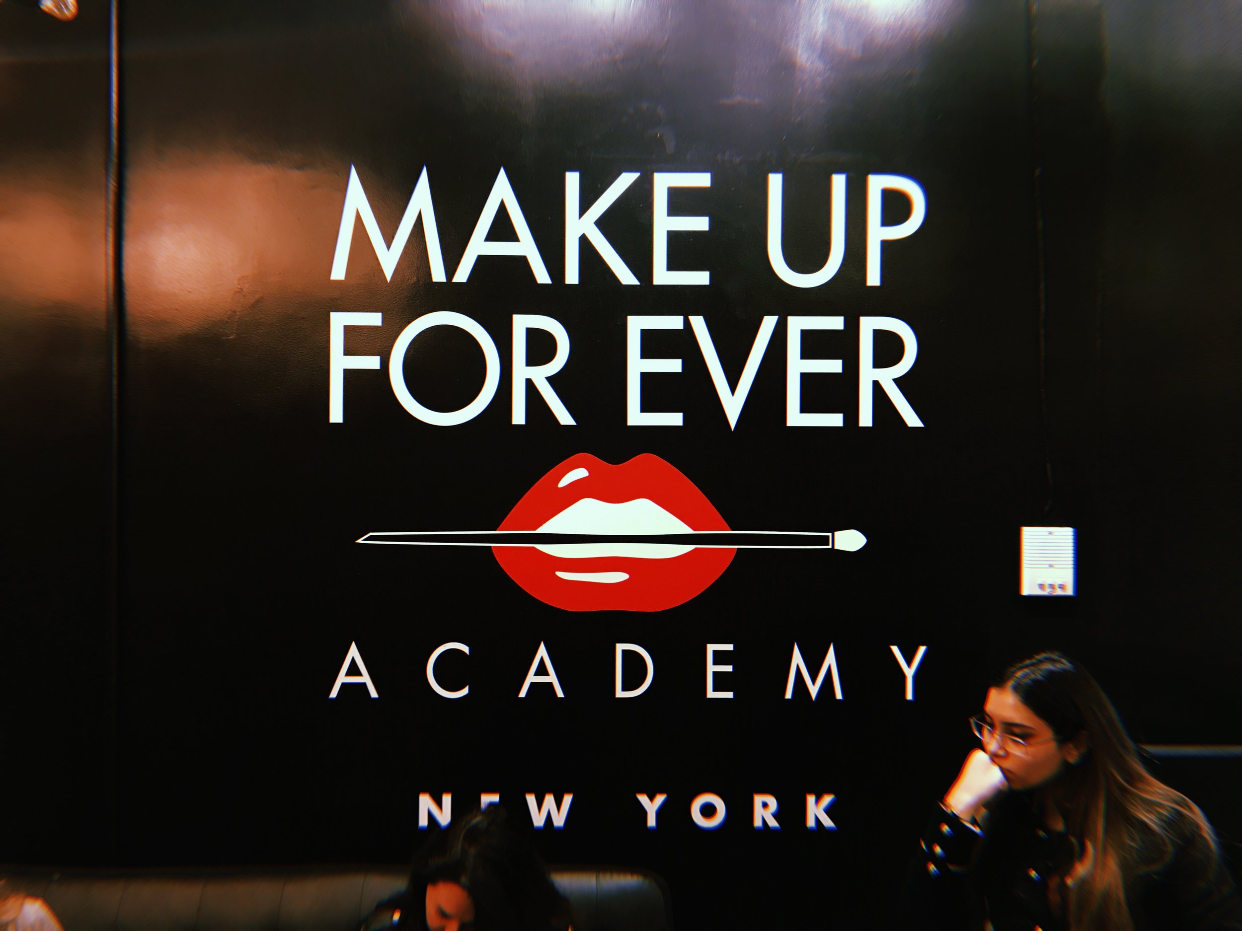 Make Up For Ever Academy, New York - Lobby