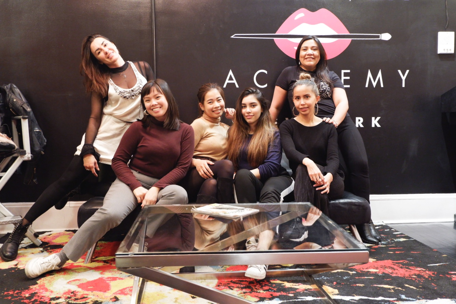 My amazingly talented classmates from all over the world!