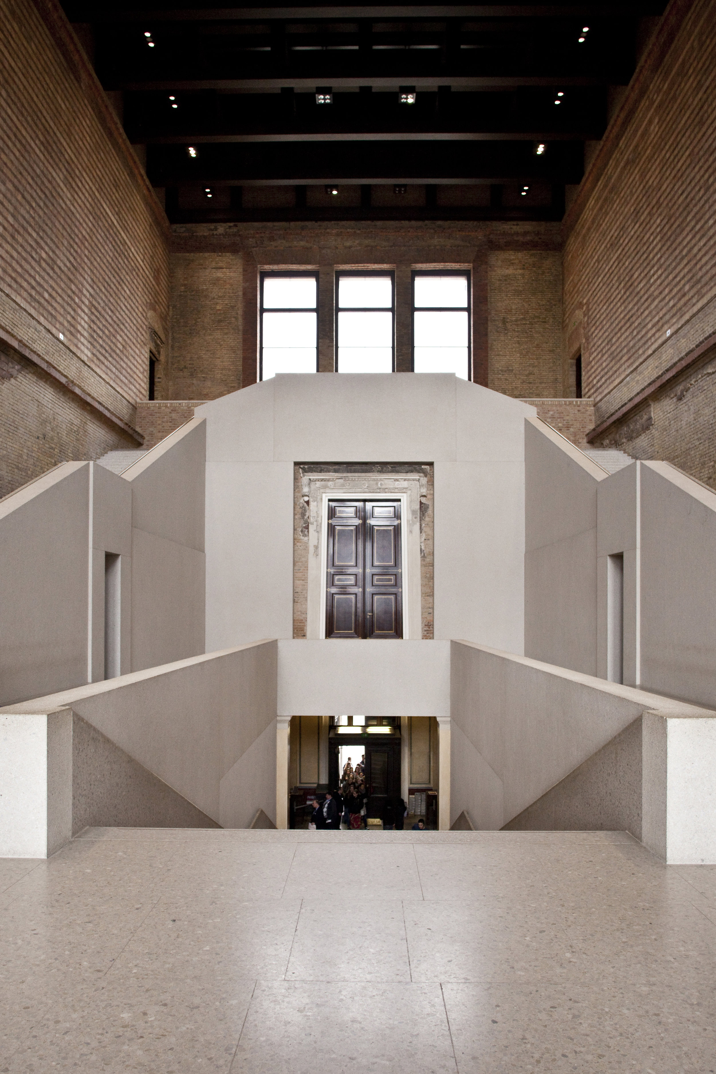 The Neues Museum, Berlin