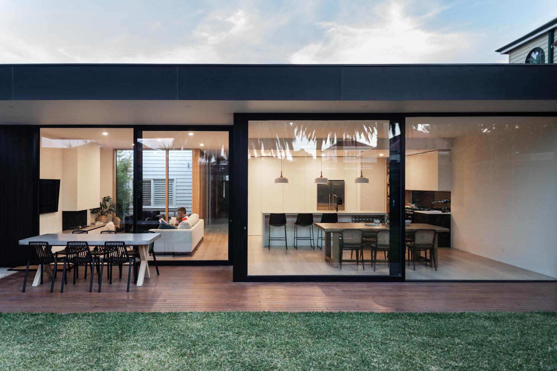 Mansfield Street - Residential