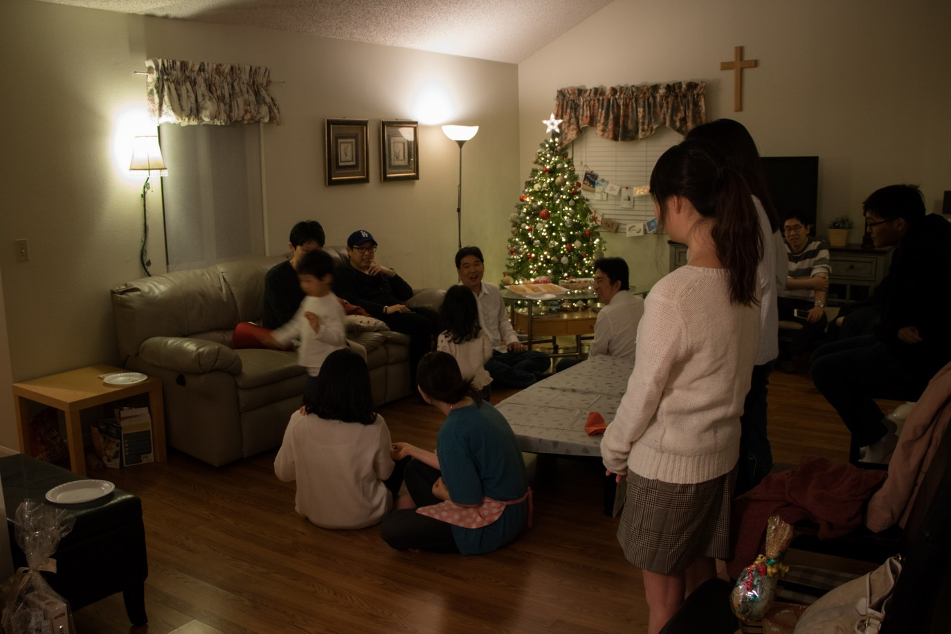 Christmas Party (2018.12.23)