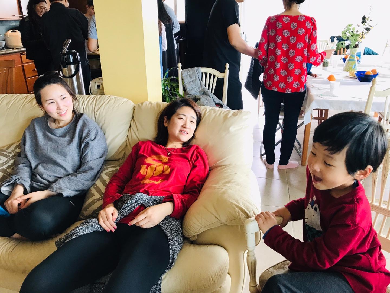 Winter Retreat (Jan.2019)