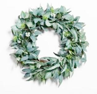 eucalyptus wreath LaRolf