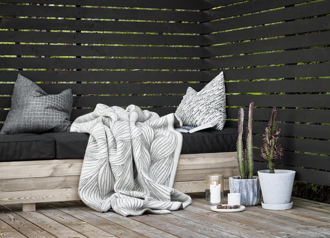 Røros Tweed Naturpledd Blanket