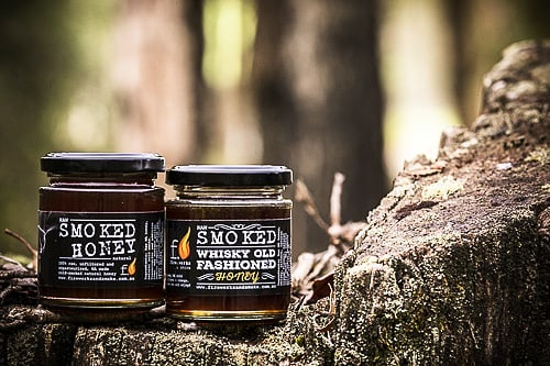 We have been busy bees lately... but come Sunday 25th youll find us at @kitchenwarehouse Osb Park for the 'Homegrown WA market day' along with a bunch of other premium local food producers! Come down and taste! We will have beautiful raw smoked honey samples all day❤ (ahem 11-2pm) • Raw, unprocessed, unfiltered, smoked honey🇦🇺