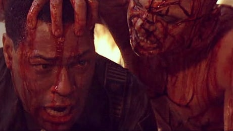 Clarissa's #31daysofhalloween #90shorror edition! Day 10: Event Horizon (which genuinely traumatised us as kids).
