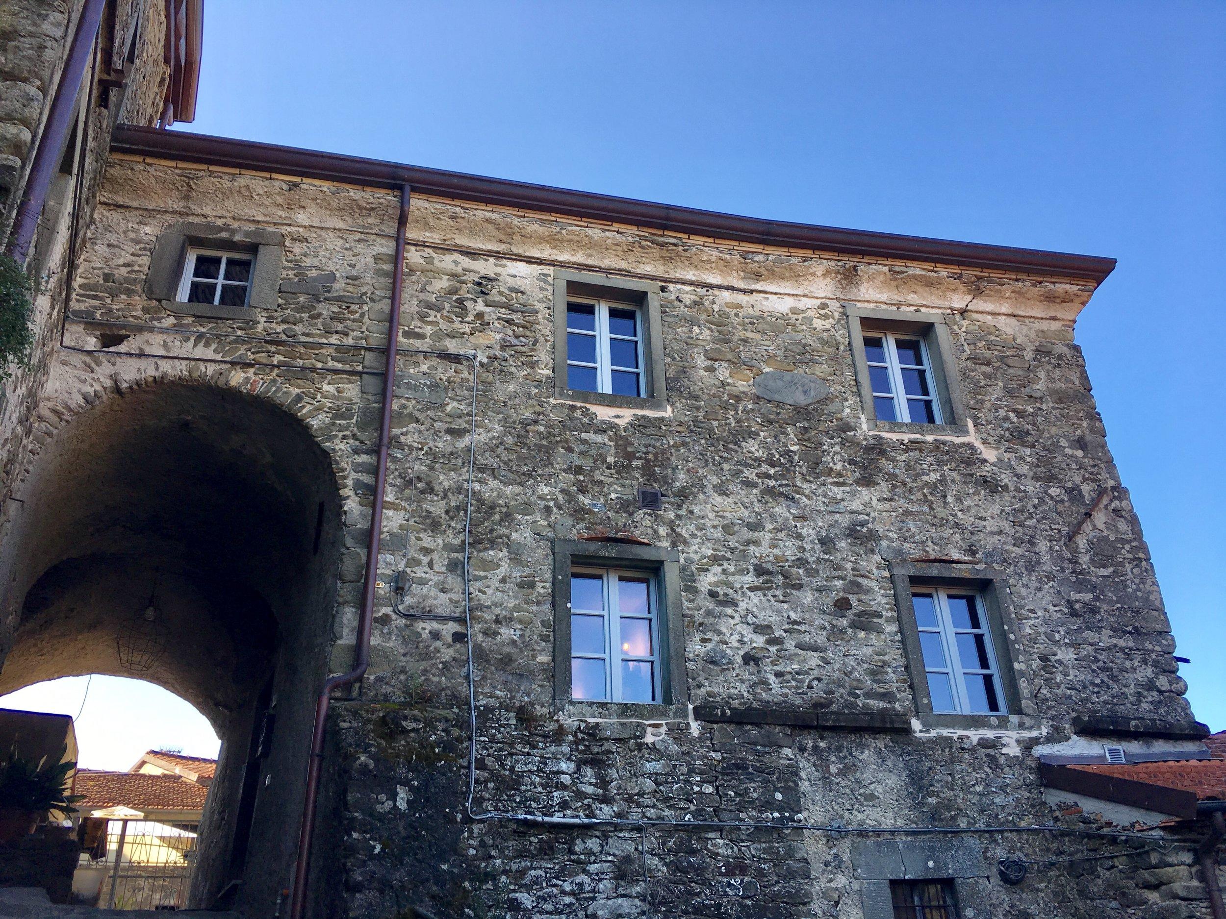 La Casetta…