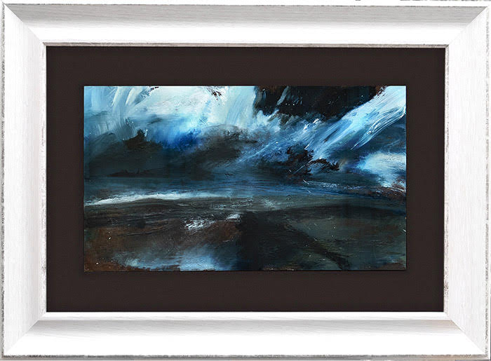 'Windswept' by Keith Nichols, one of the resident artists at Yorkshire Art Space who will be exhibiting at Kommune