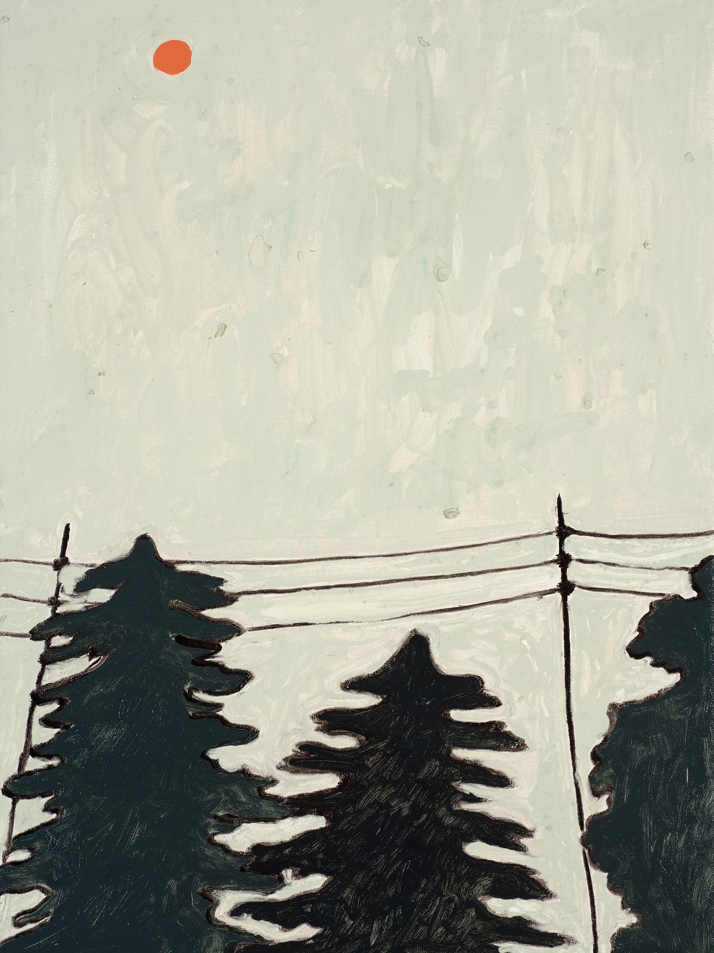 Winter sun, 2018, 40x30 cm, Oil on canvas.jpg
