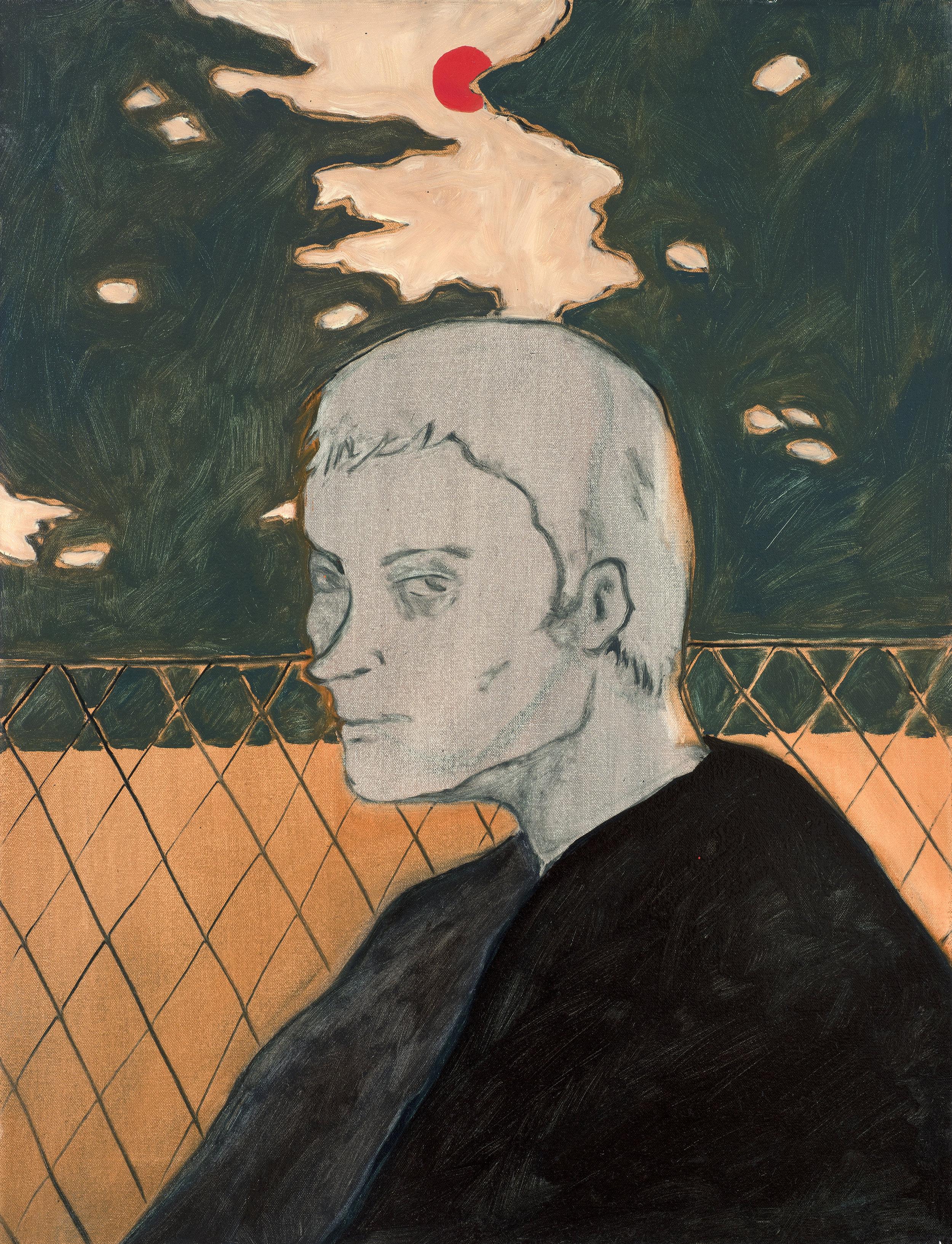 Portrait, 65 x 50 cm, Oil on canvas, 2018.jpg