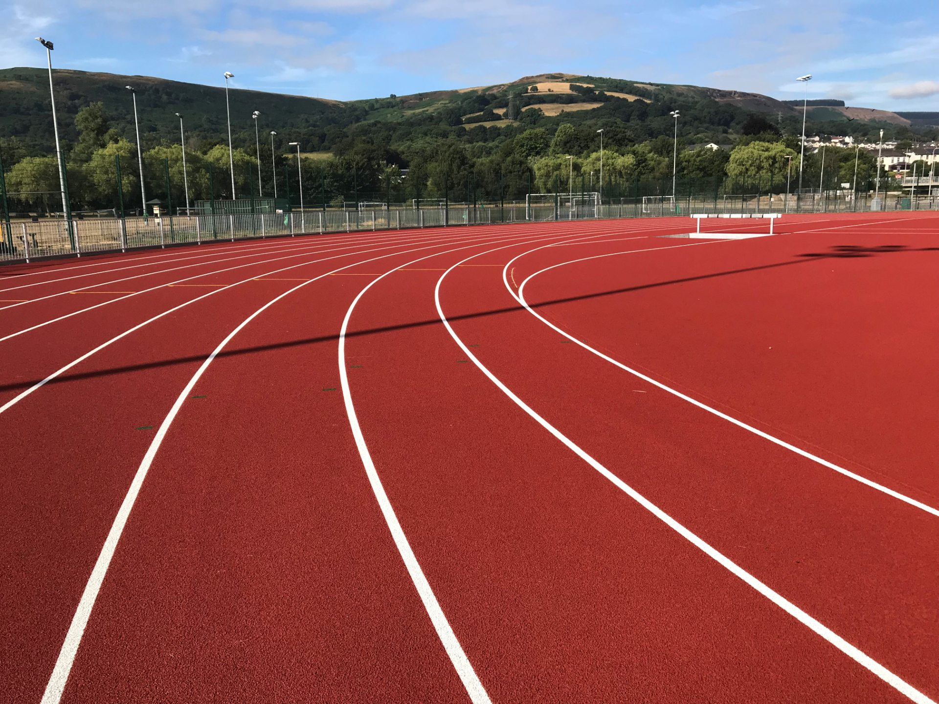 Sobell track