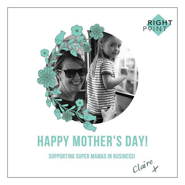 Happy Mothers Day 💐 #mutterstag #mothersday #supermum #motheranddaughter #entrepreneur #workingmum #zurich #switzerland #rightpointconsulting