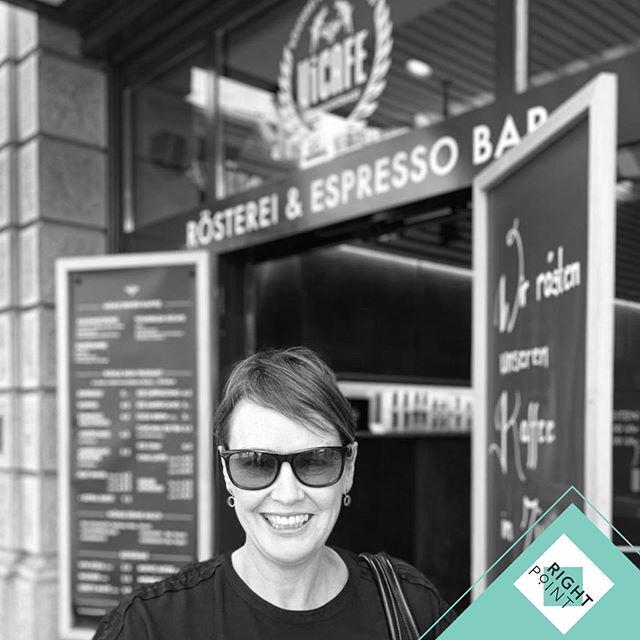 My favourite coffee stop between meetings • #zurich #coffee #meetings #businessconsultant #entrepreneur #work #switzerland #workingmum #alwaysonthego #busy