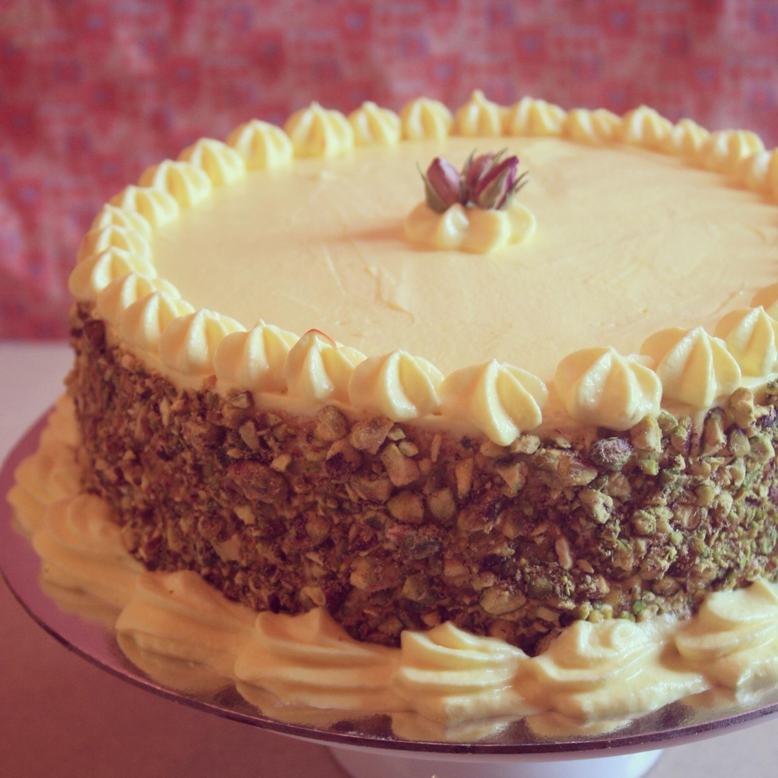 Life is short, eat dessert first! -