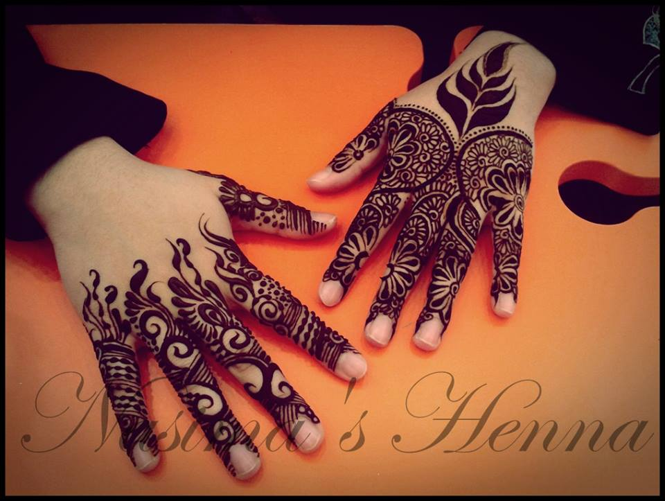 Nasima's Henna on Creativity with Kay