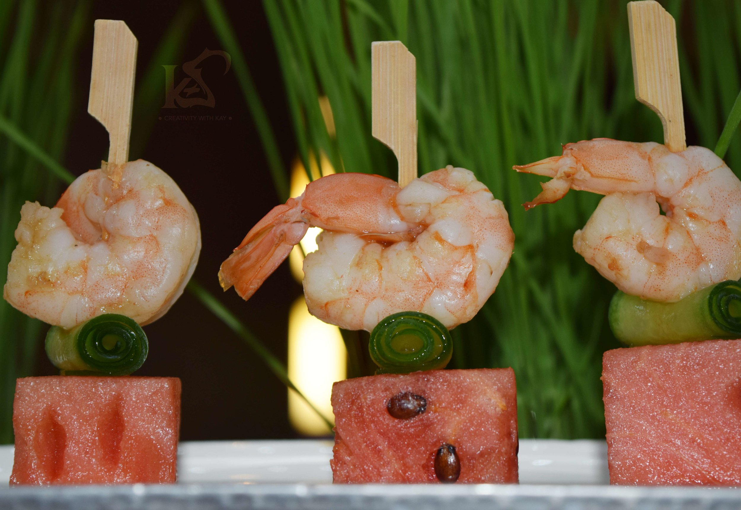 How tempting do these shrimps look?