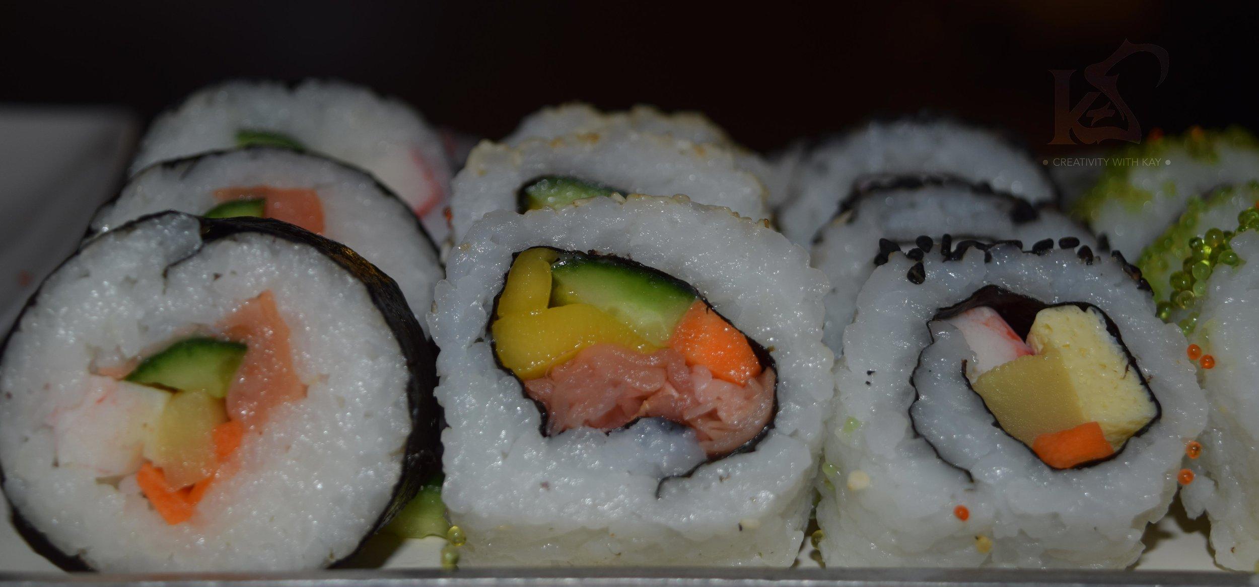 sushi-japanese-korean