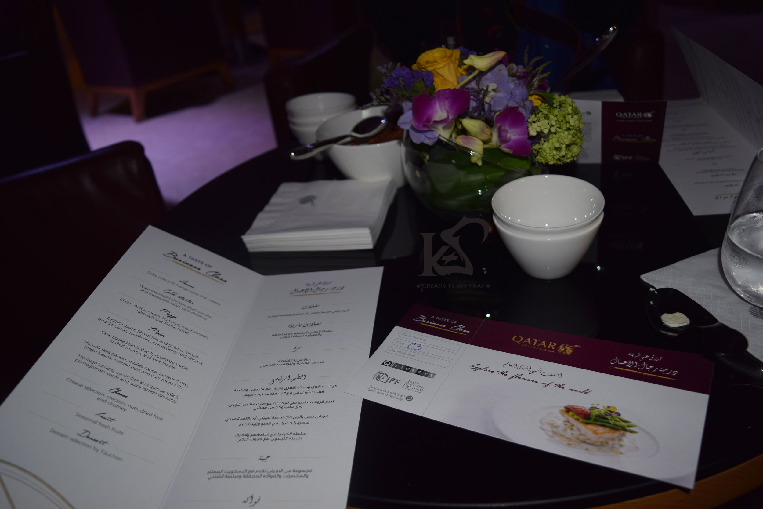 dining-in-the-sky-QIFF2016-qatar-airways-waiting