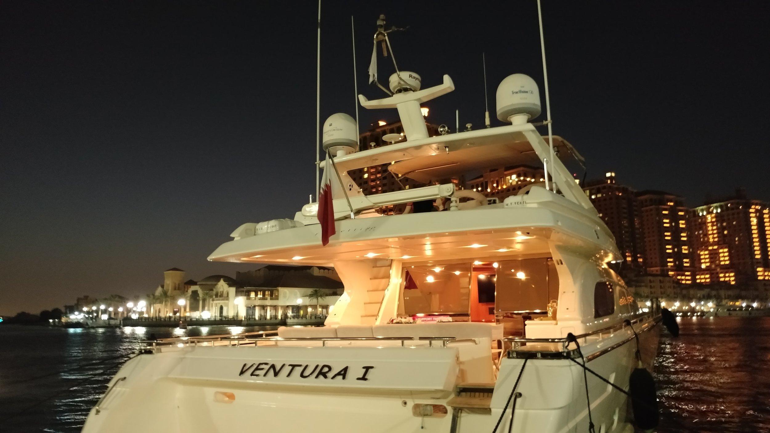 qatar-blogger-luxury-yacht-arabian-sea-creativitywithkay-khansa